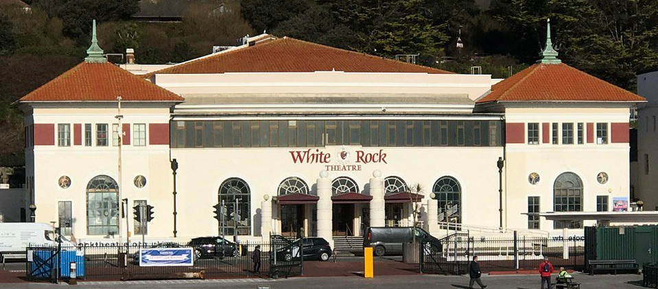 Council cuts its White Rock bill by half – almost!