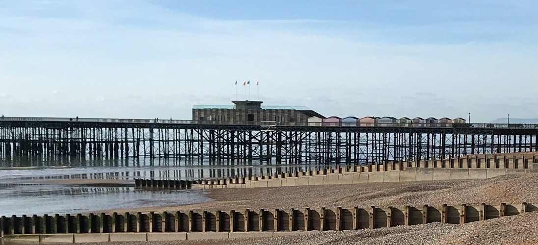 Owner says making success of Hastings Pier is his priority