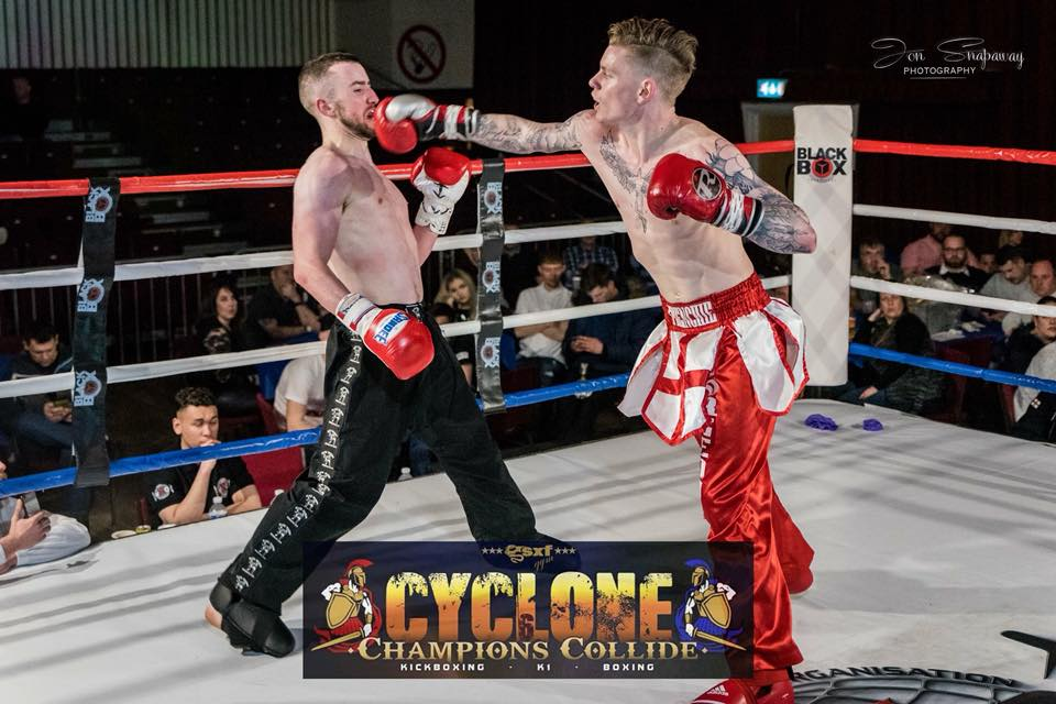 HKA fighters score big wins at Cyclone Fight Night