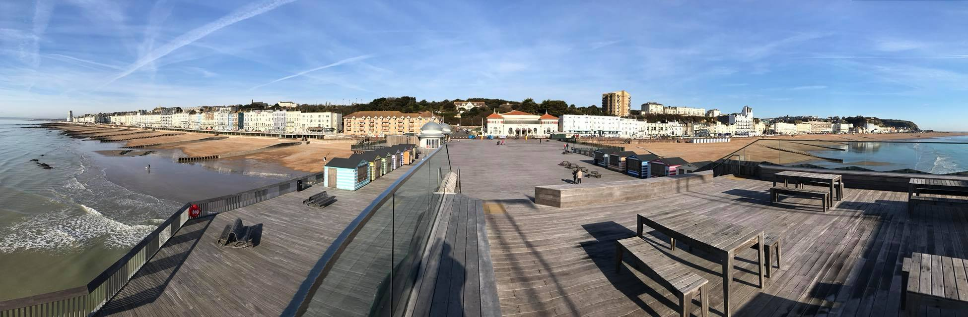 A Roman Forum for the 21st century – eat drink and be merry is the recipe for future of the pier