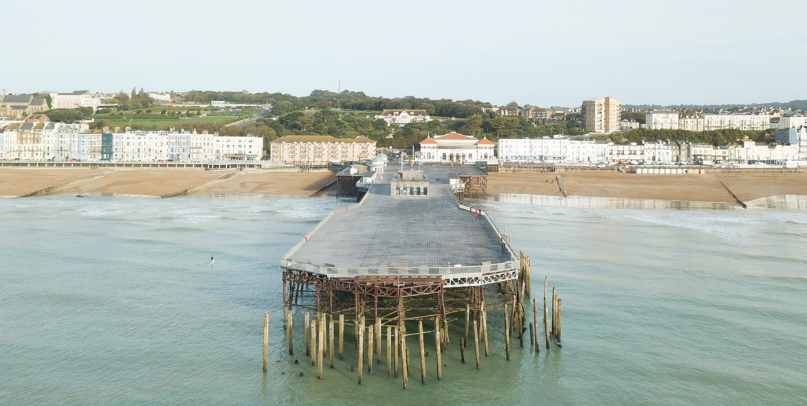 Is time running out for community's bid to own the pier? £1m needed by Tuesday!