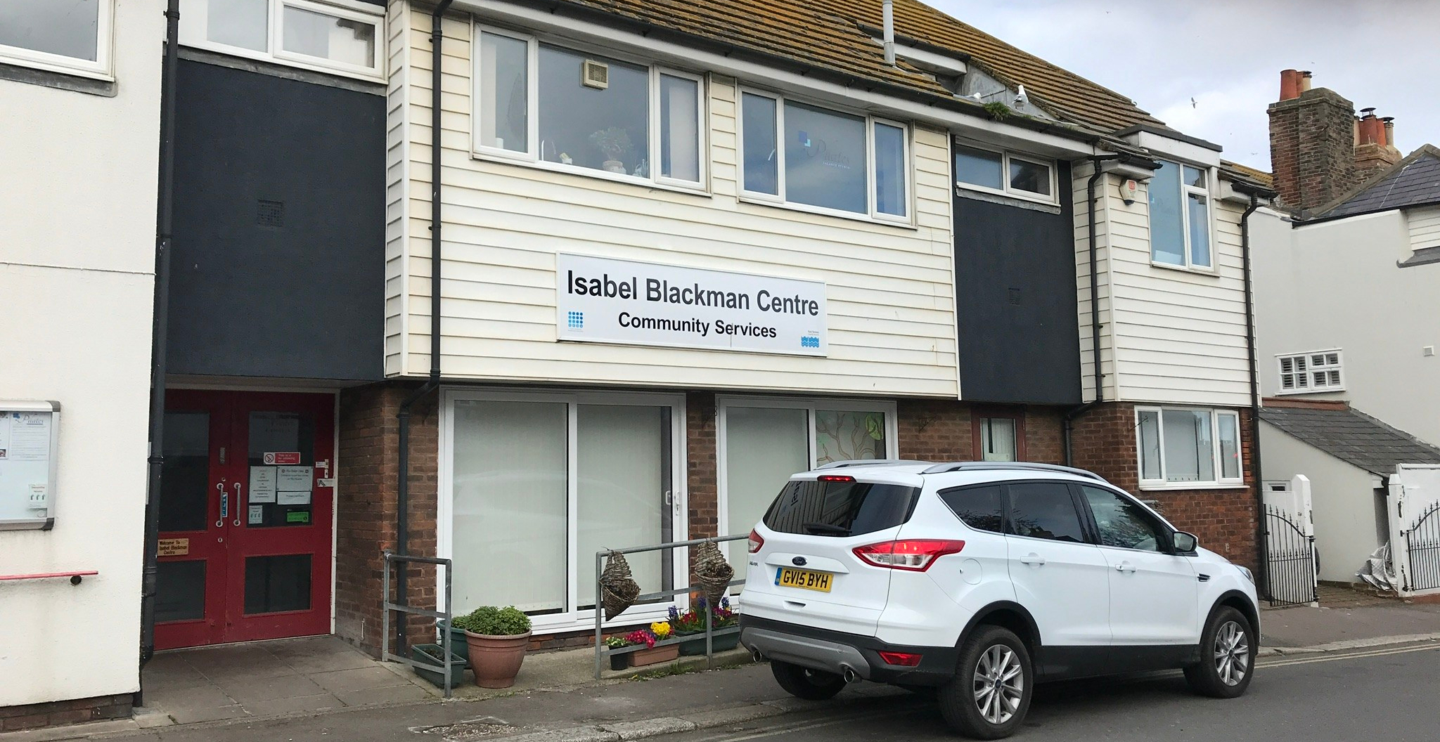 Got a plan for the Isabel Blackman Centre? Step forward now…