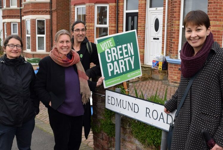 A Green councillor in Hastings would be a 'tremendous breakthrough'
