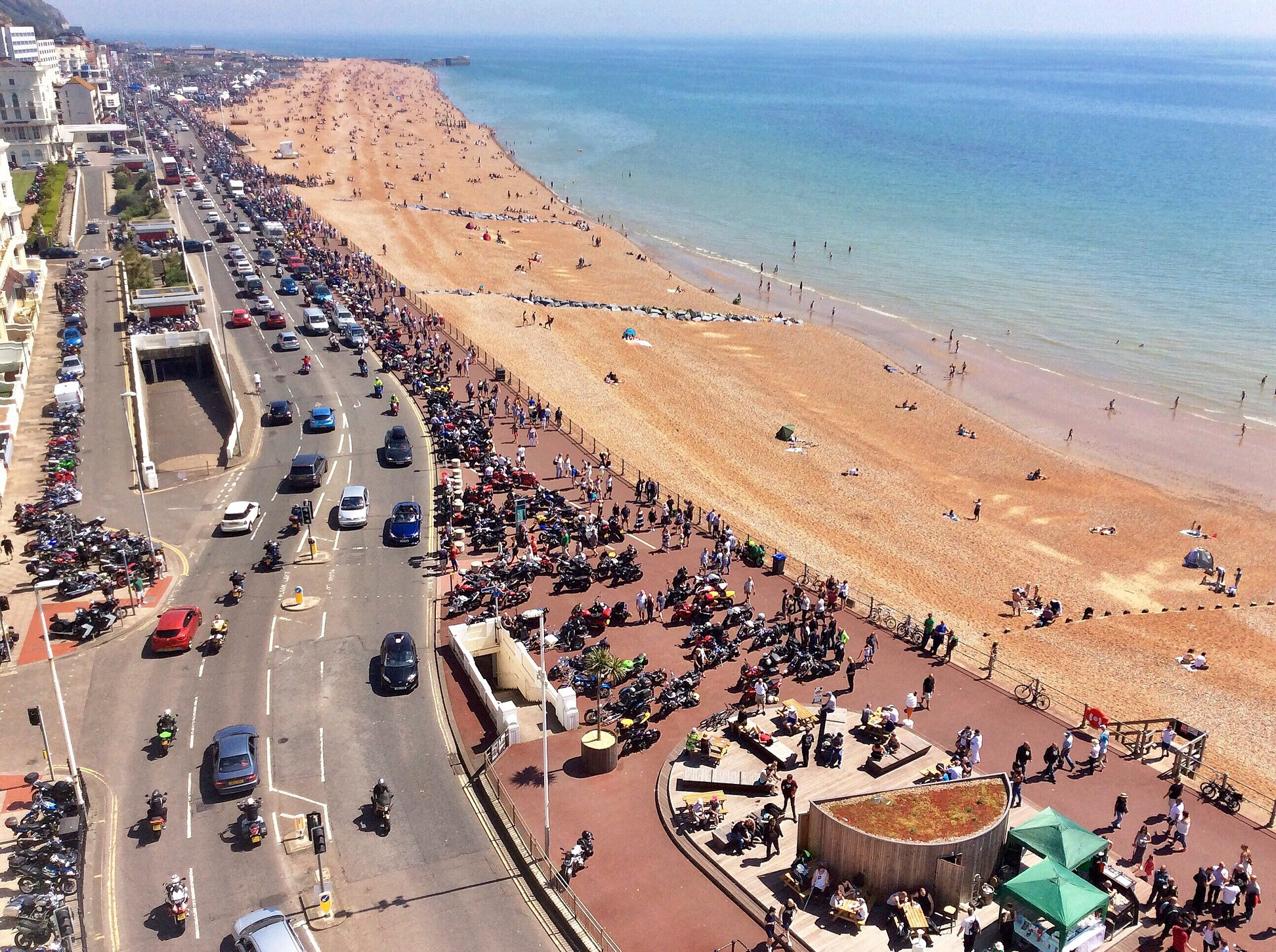 Putting Hastings on the map! A day of celebration, tradition… and bikes!