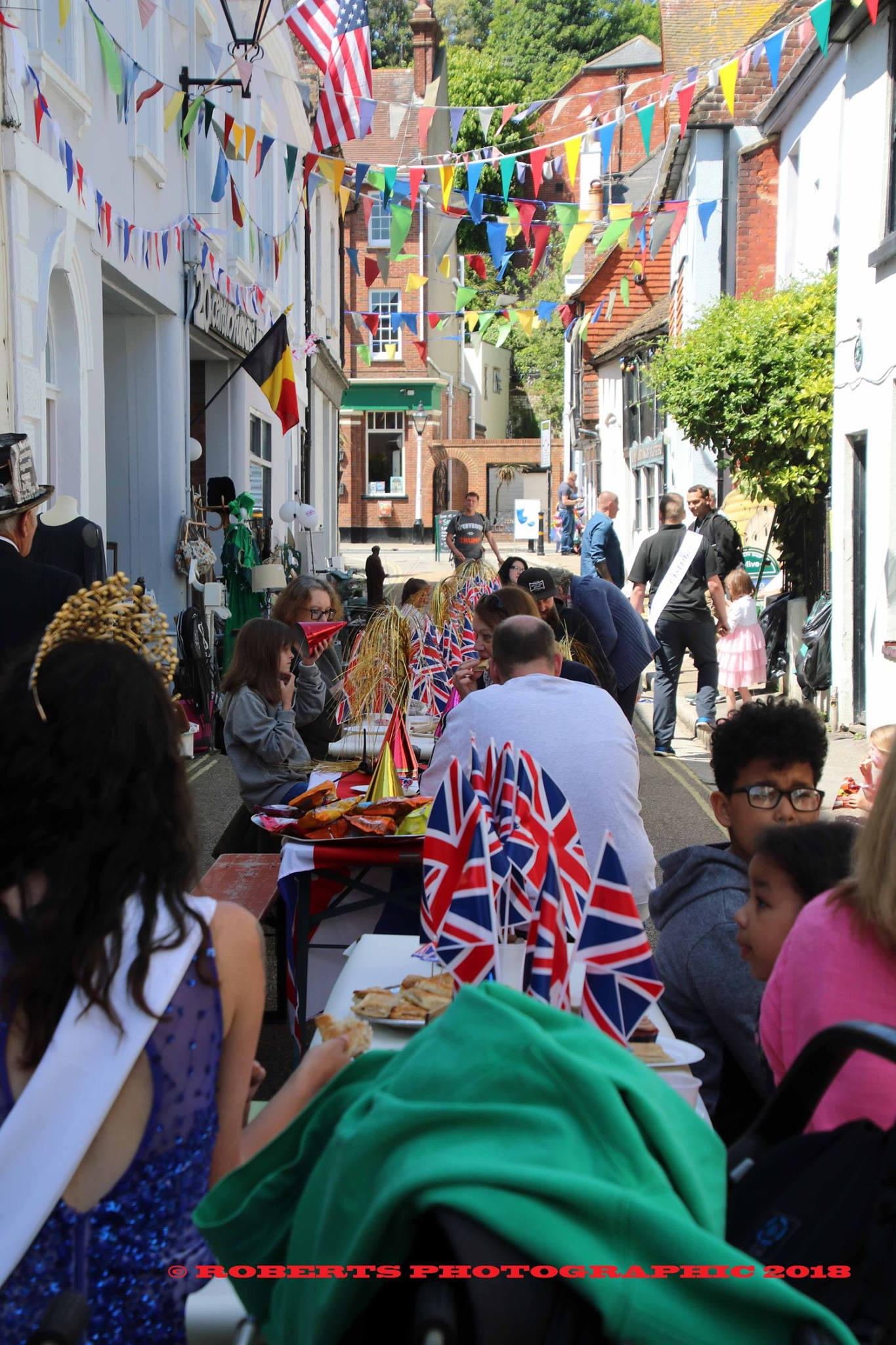 It was all happening in Hastings at the weekend