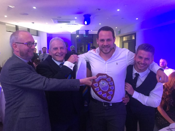 Cinque Ports RFC celebrates successful season