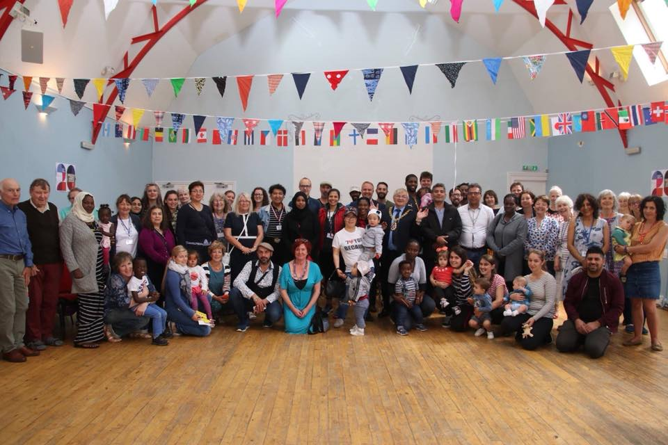 Links Project – Stepping up and standing side-by-side with refugees