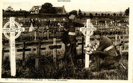 Sharing the memories – a bond built from the horrors of war