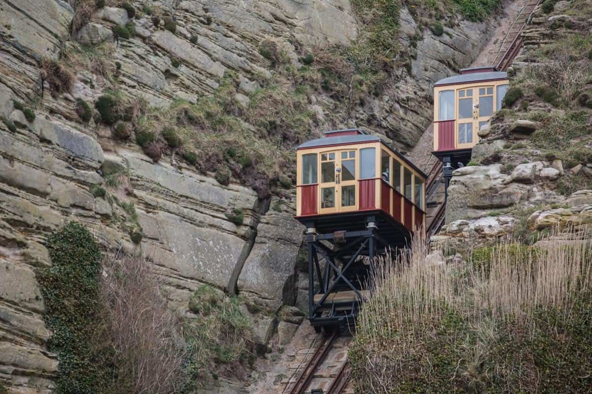 East Hill Lift – an 'enduring symbol of Hastings'