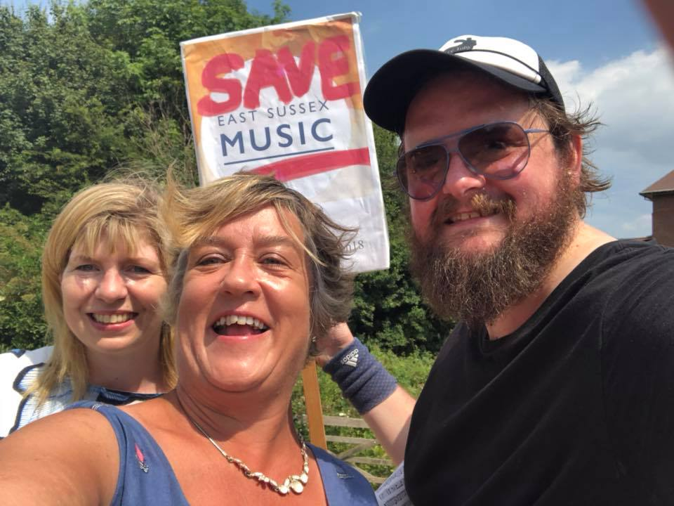 Music campaigners have their moment in the spotlight in front of full council