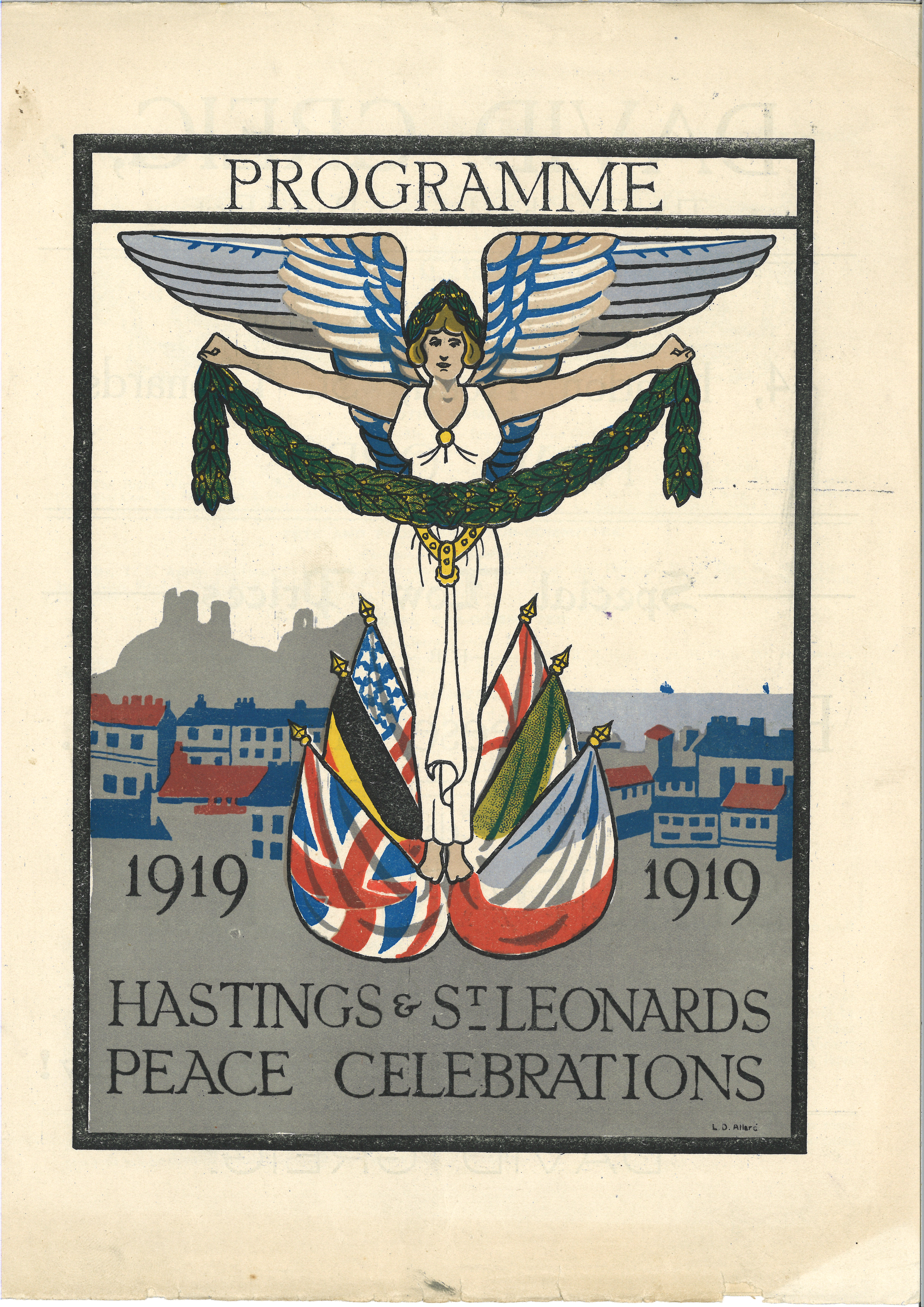 Centenary of end of WW1 marked by new exhibitions at Hastings museum