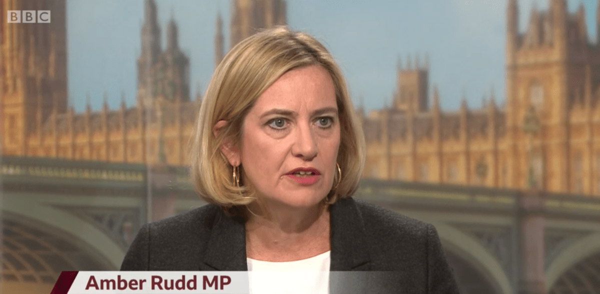Amber Rudd – why I voted the way I did… a message to my constituents
