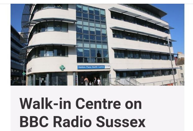 Public meeting planned over future of Hastings' walk-in centre