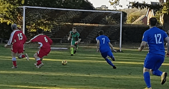 Chopback's grit and determination see them fight back to secure a draw