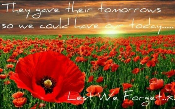 All you need to know about Sunday's remembrance day arrangements