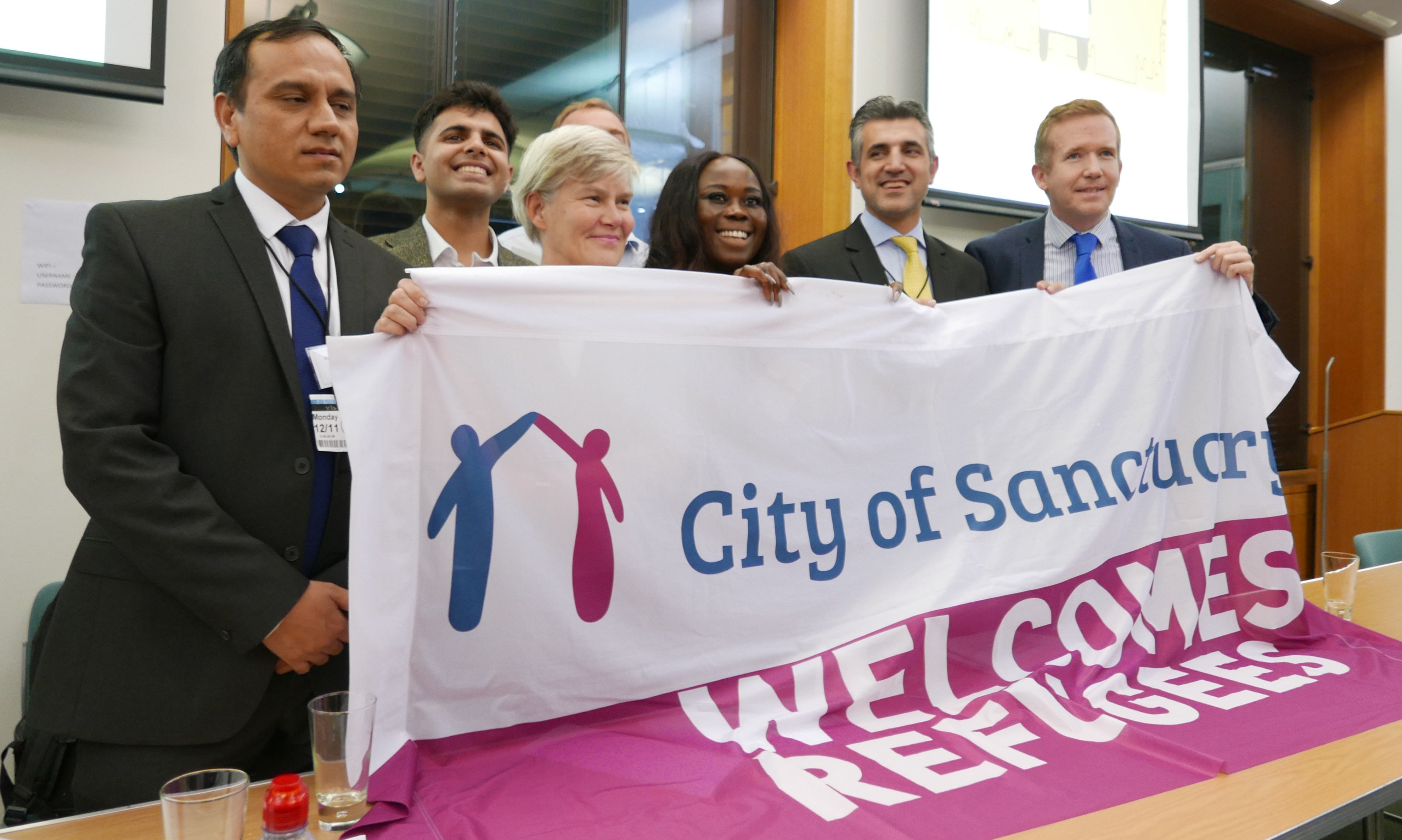 Sanctuary in Parliament – working for a fairer immigration policy