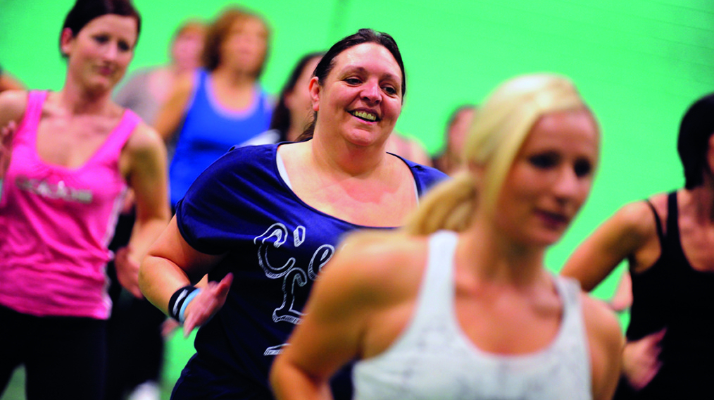 Hastings girls can! New year sessions planned to improve female fitness