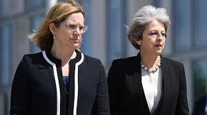 Rudd backs May in leadership battle