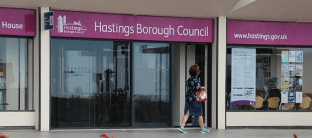 Management rationalisation sees Borough Council appoint a managing director