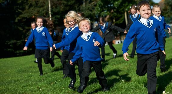 Ark celebrates its success – Castledown is one of the nation's most improved primaries