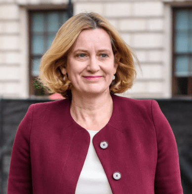 Is Amber Rudd's cabinet future on the line – again?