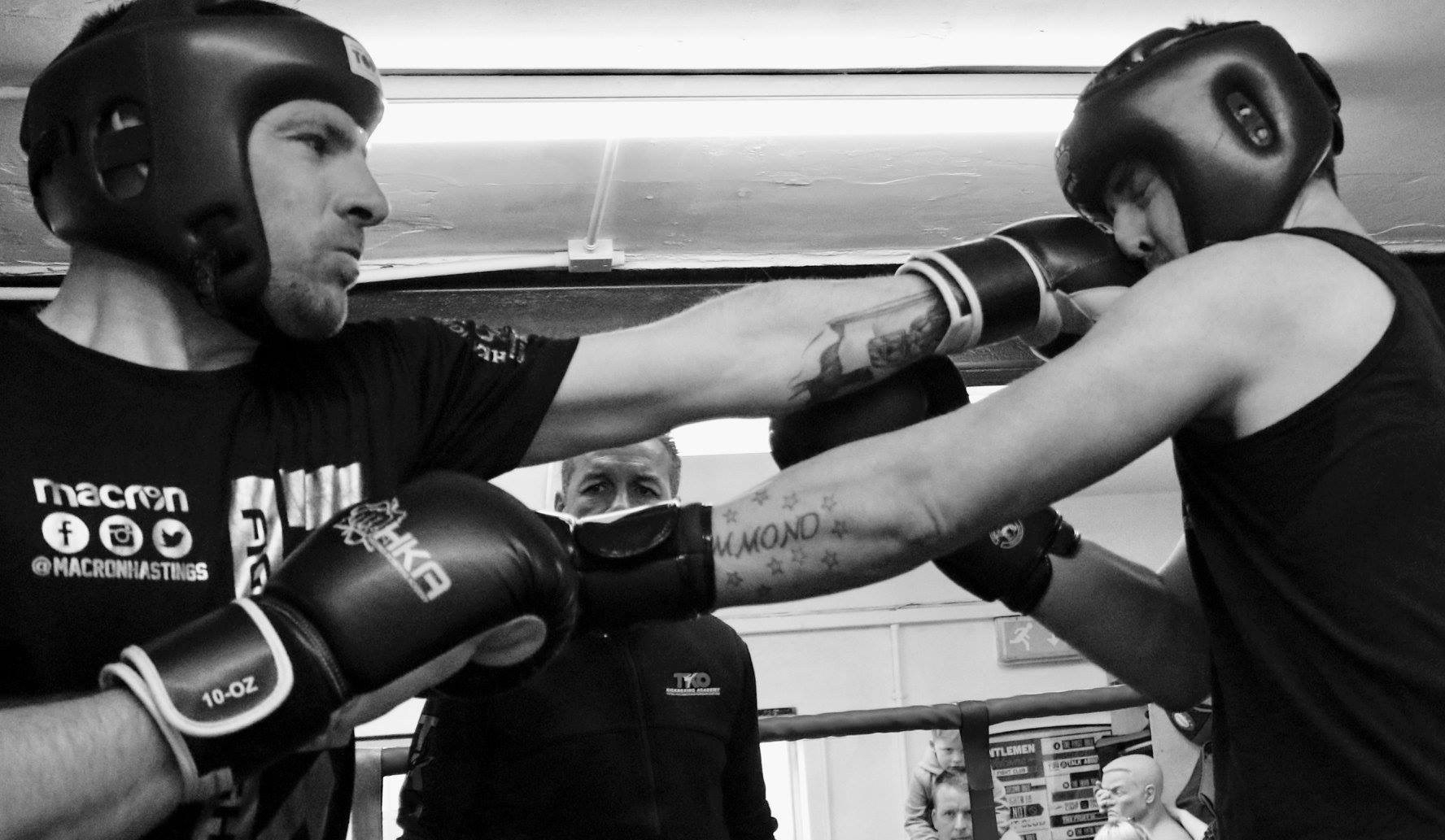 HKA's first–time fighters face their challenges head-on