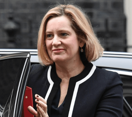 Influential Amber Rudd will have a big say who is next Tory leader say pundits