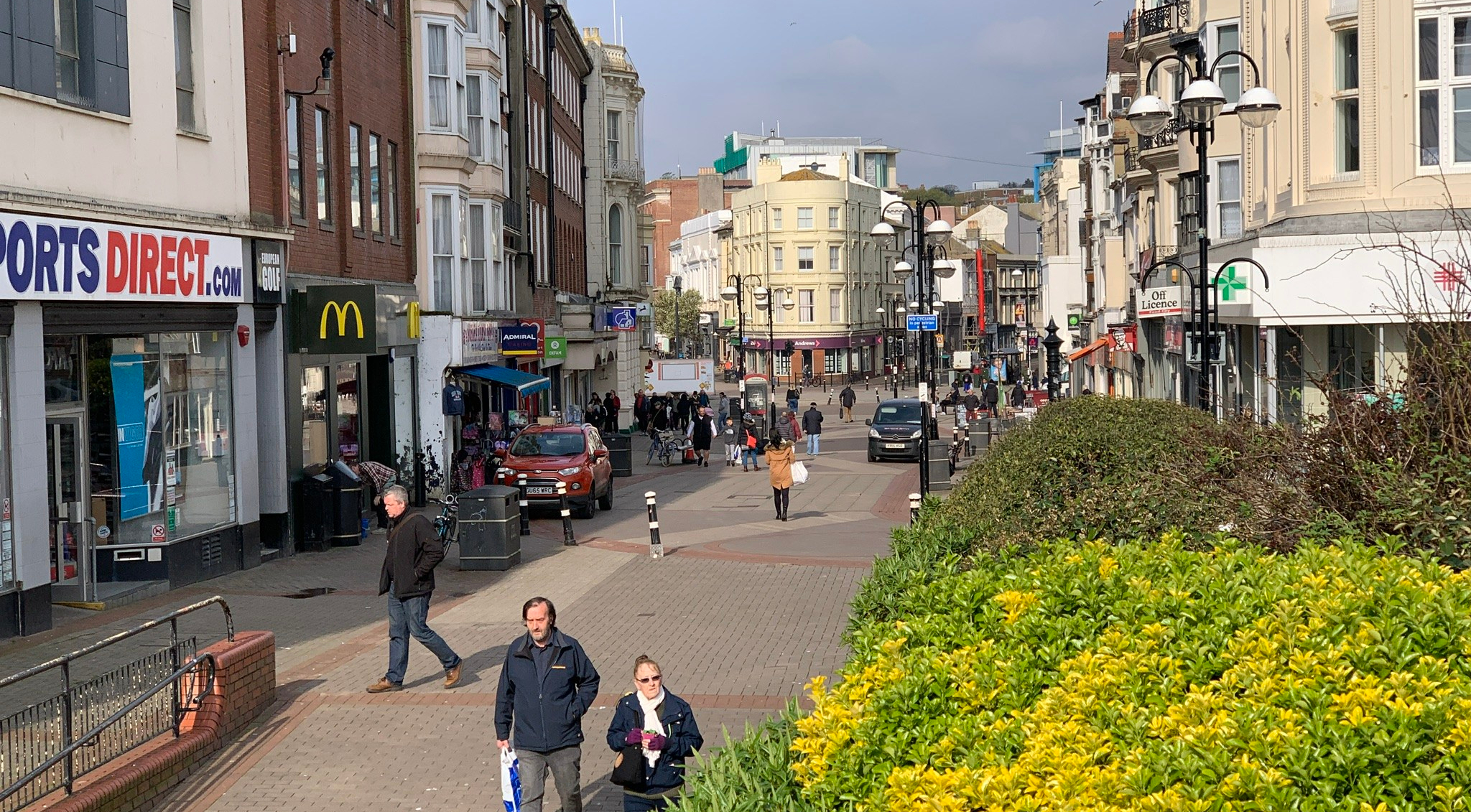 Hastings a step closer to £25m funding bid