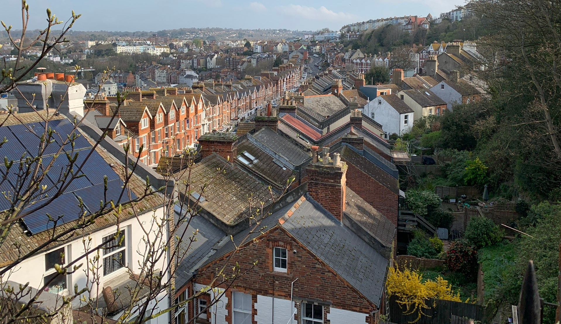 Hastings' private rented sector is double the national average