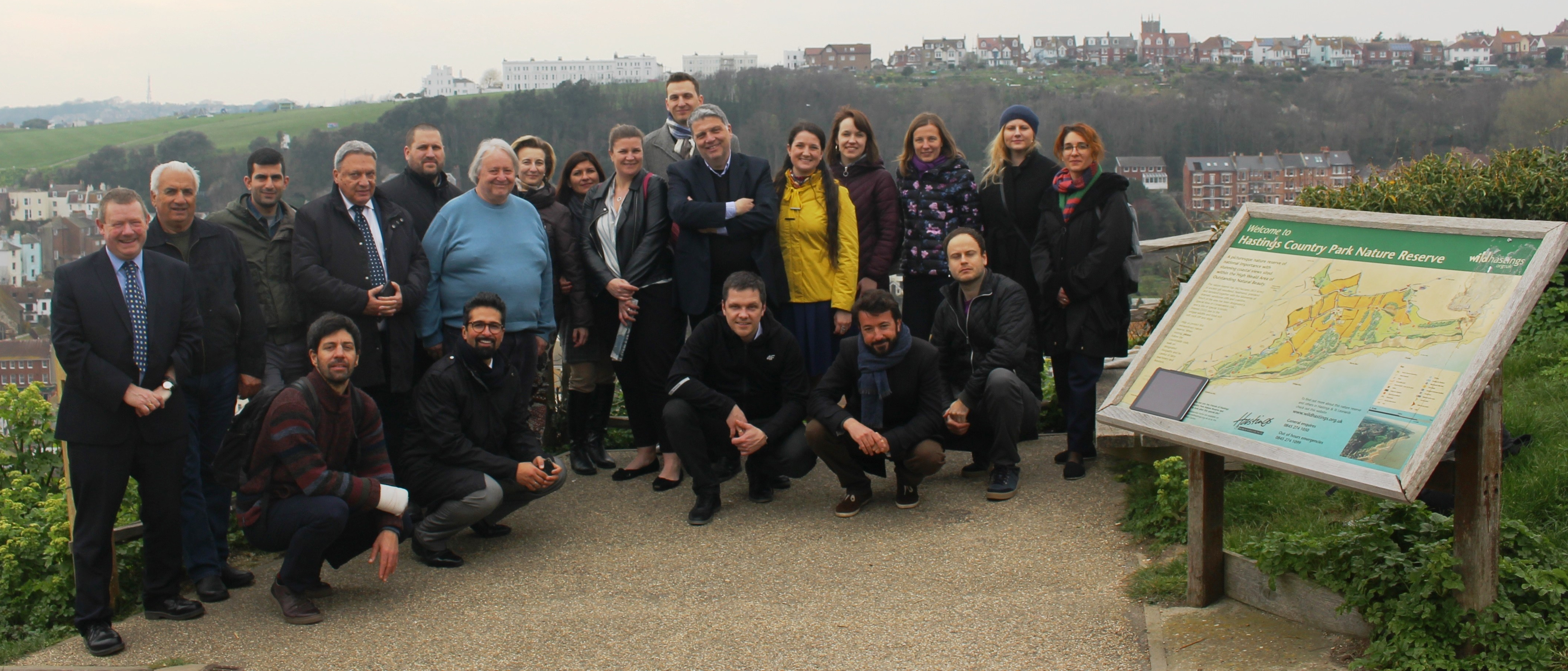 Euro delegation discuss sustainable eco-friendly public transport