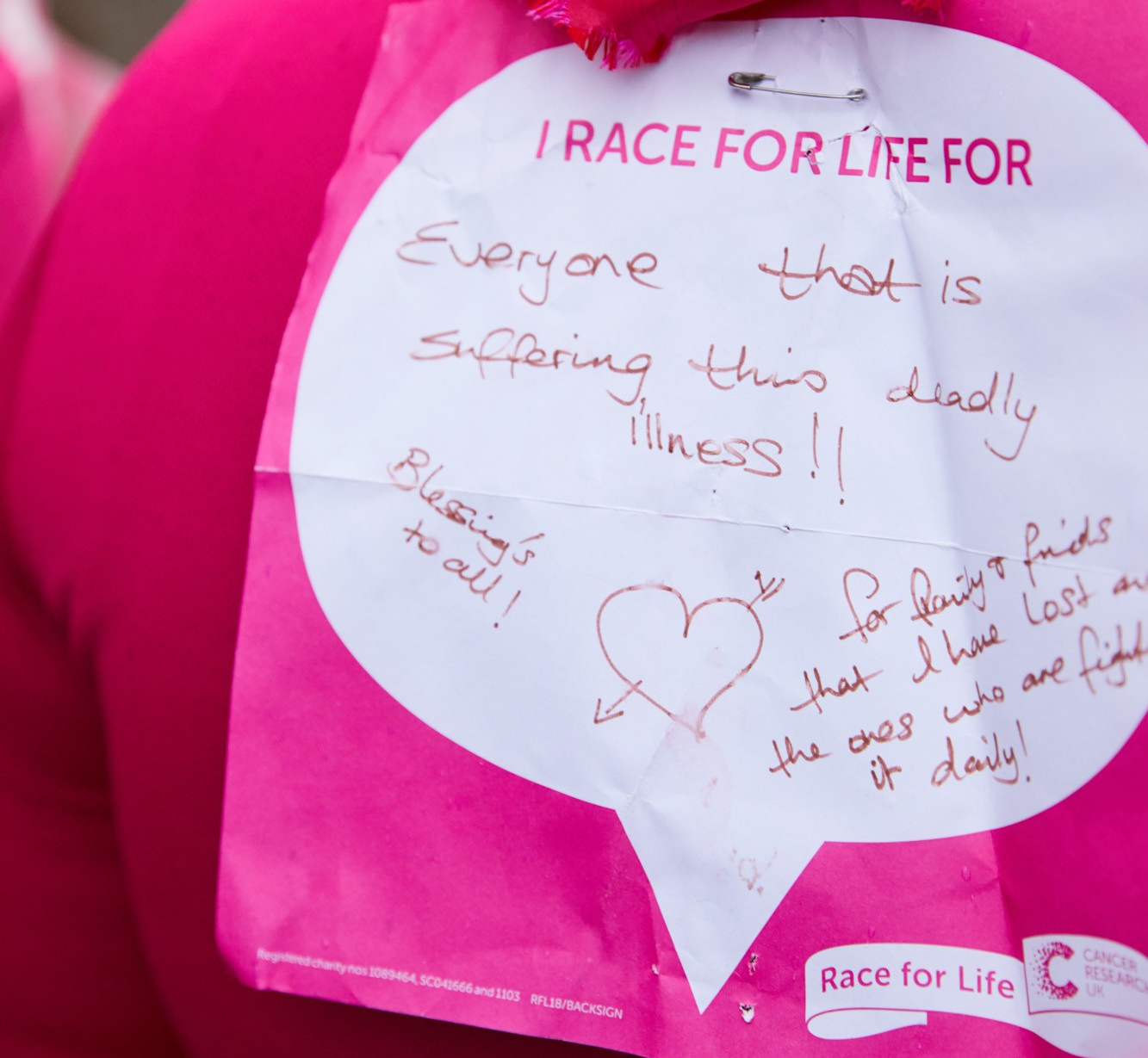 SIGNED UP YET? Race for Life – 'We don't break records we beat cancer'