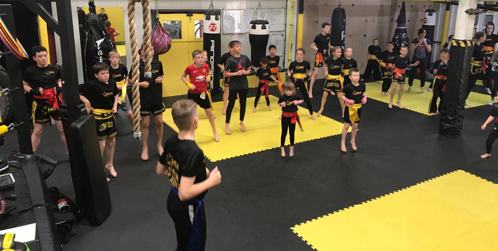 Getting 'better and better' grading successes at HKA