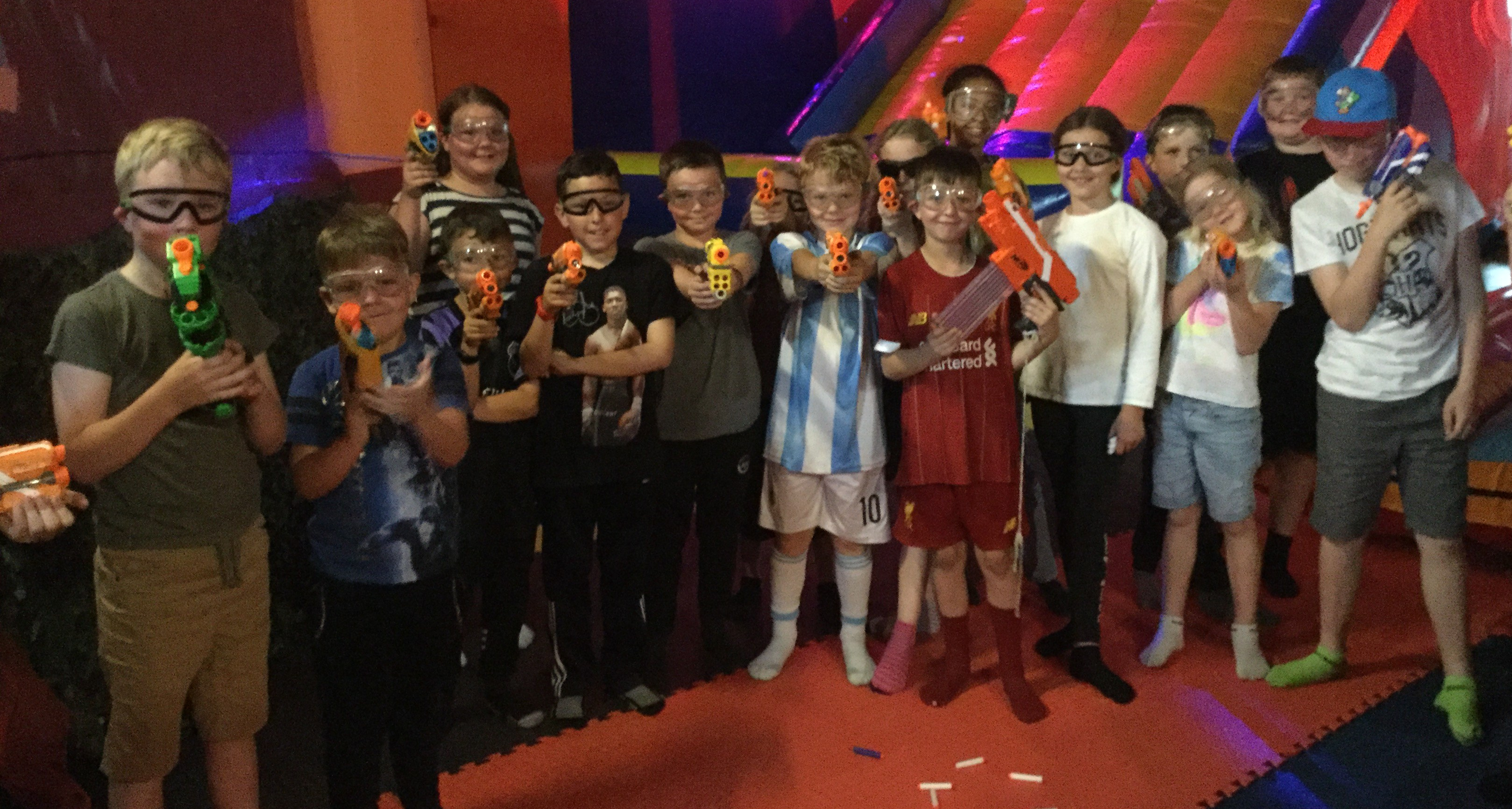 Quality fun and games for youngsters during half-term