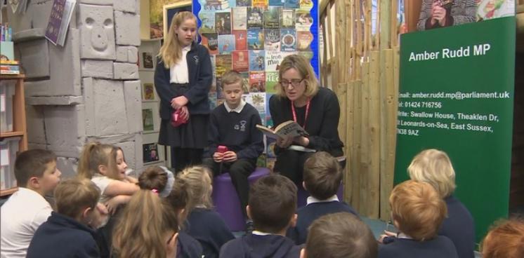 Rudd announces cash boost for town's schools