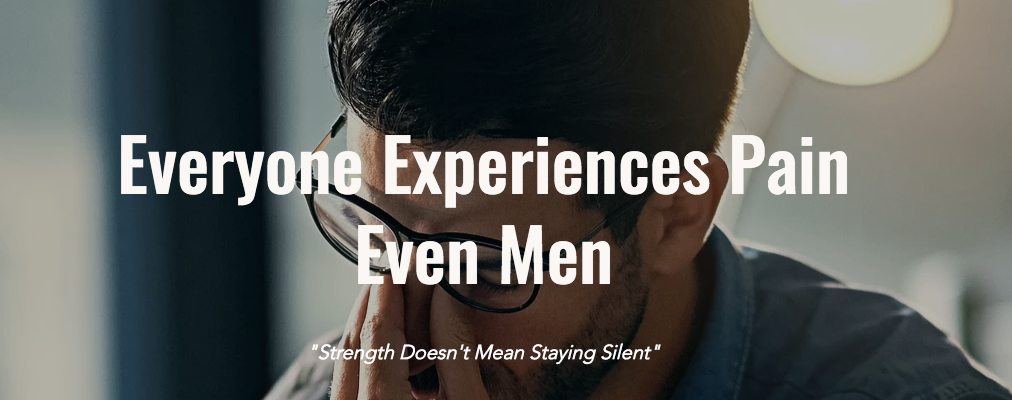 The scourge of male suicide – being big doesn't make you less vulnerable!