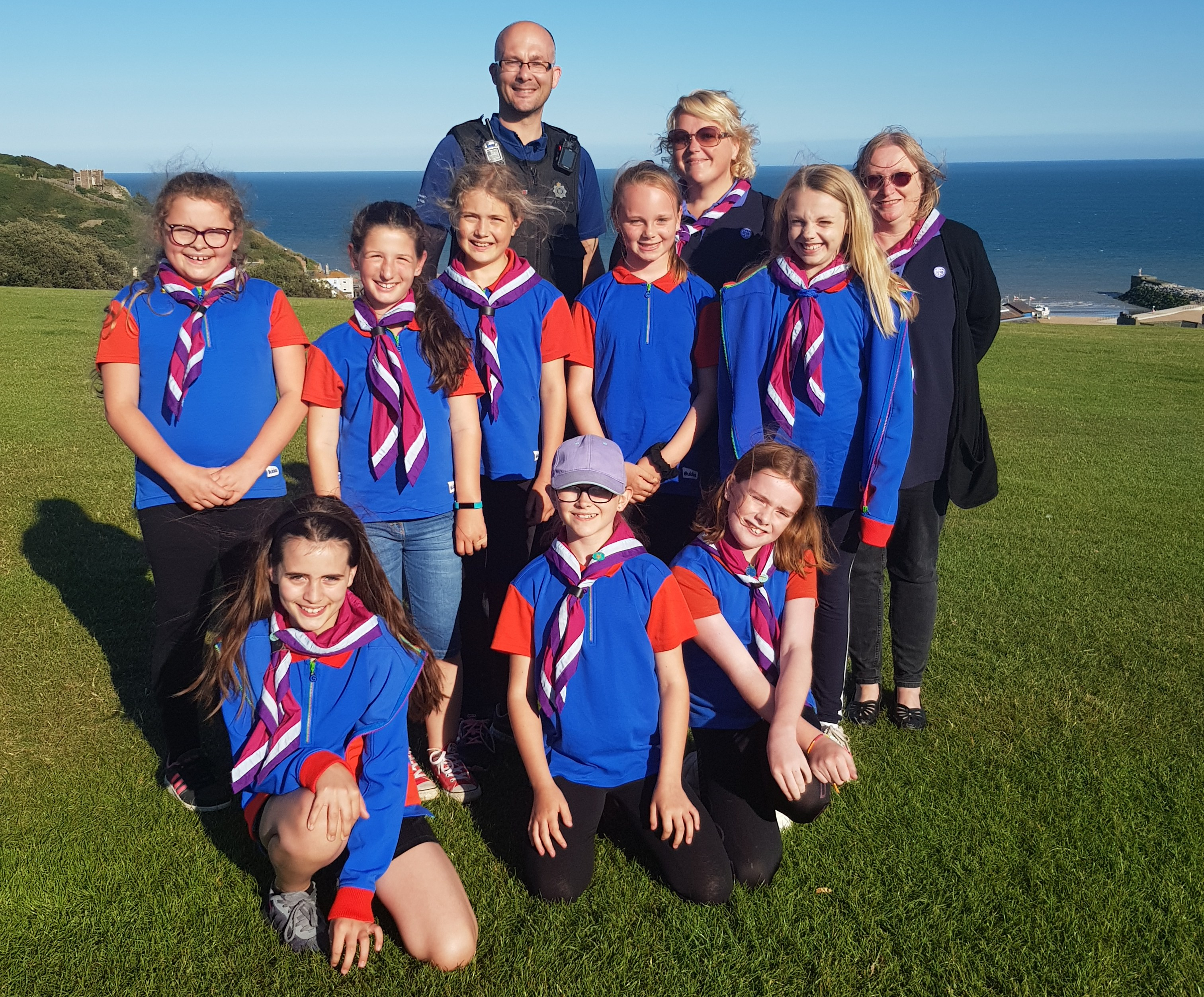 Cash boost for local Guides troop
