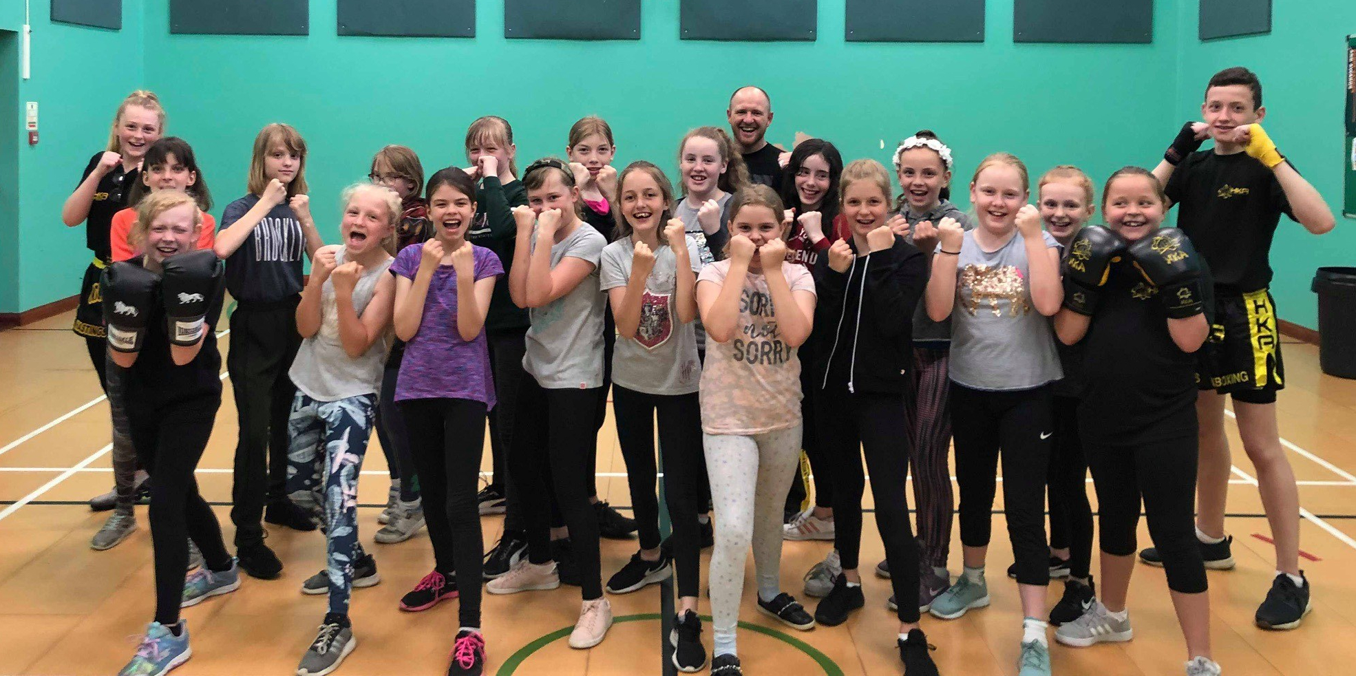 Hastings Kickboxing Academy – giving a little guidance