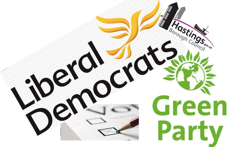 'Every voter should have a chance to vote for a Green candidate' – Lib Dems bid for deal with Greens falls flat!