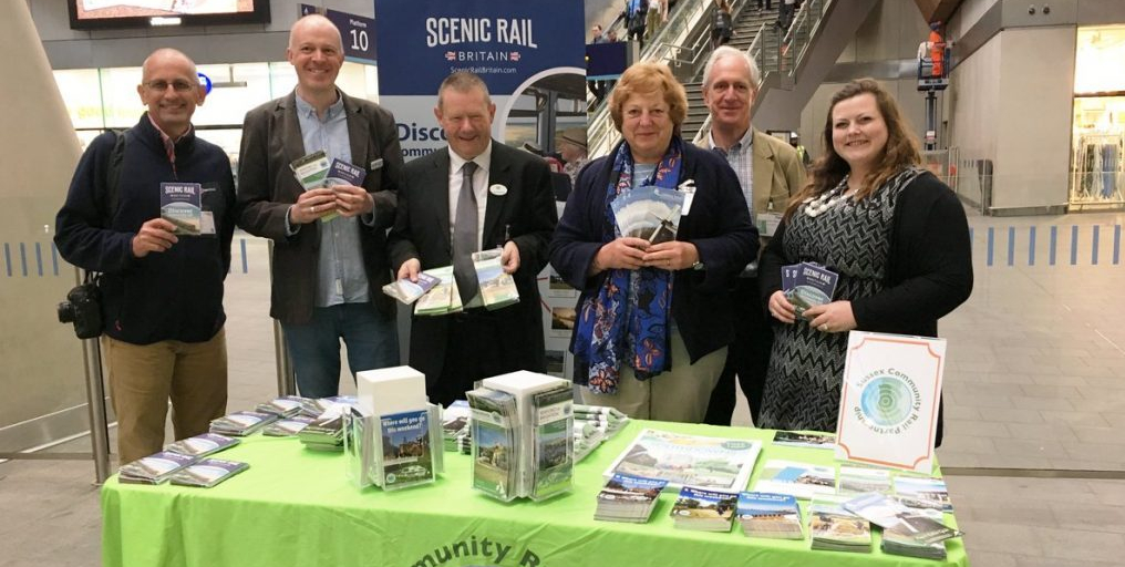 Sussex rail partnership gets the credit