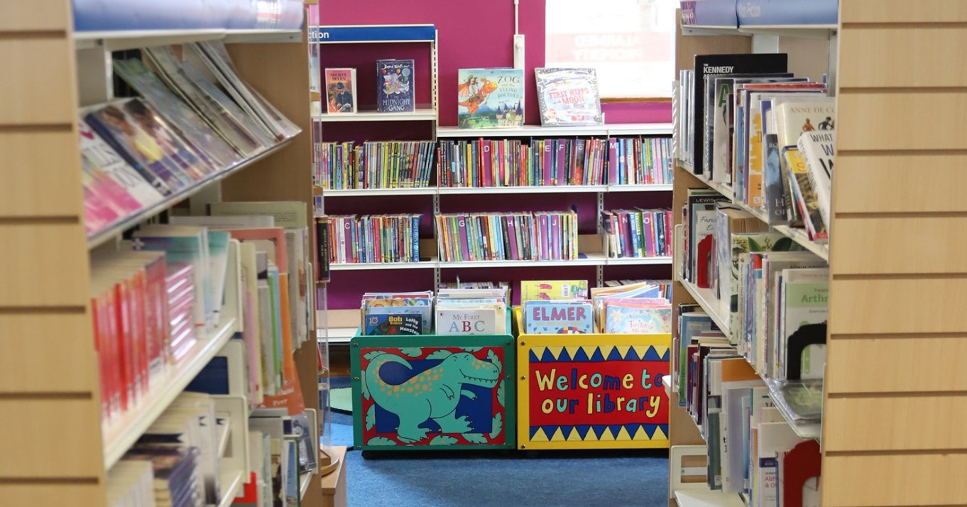 Ore library – the hard work starts here