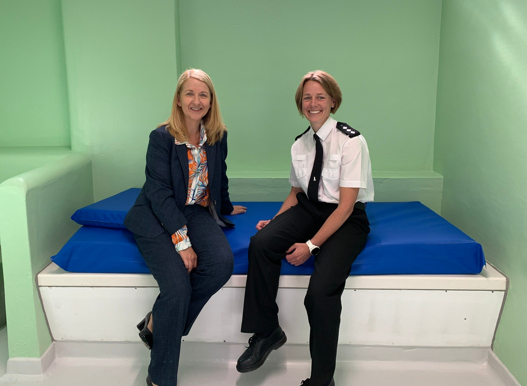 Hastings custody centre reopens after £1.6m refurbishment