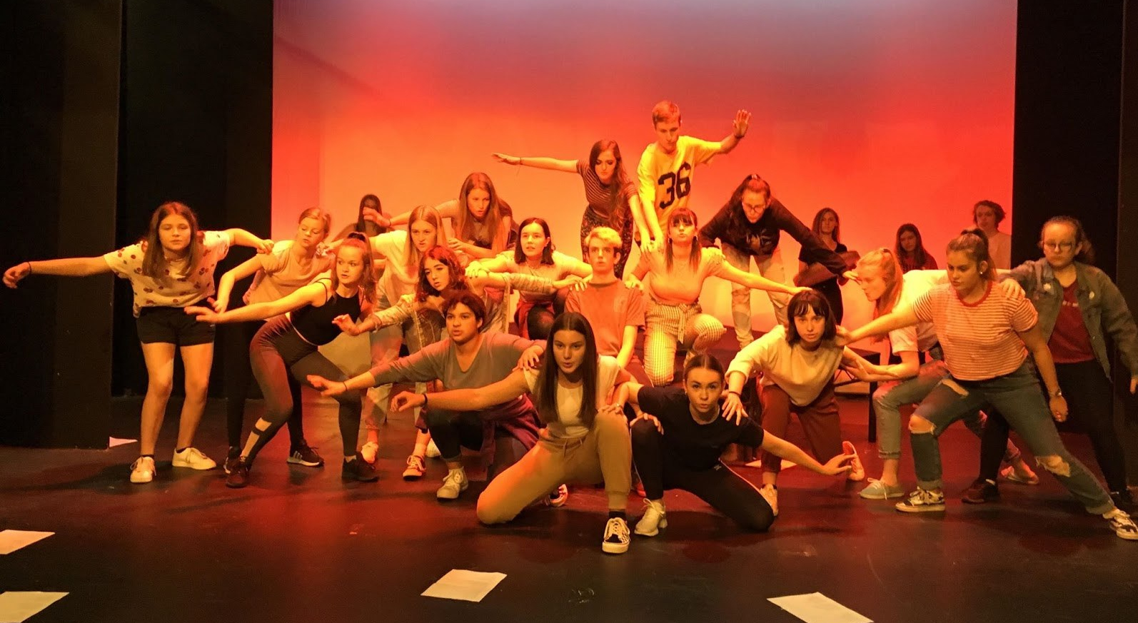 Stables showcases talents of local teenagers