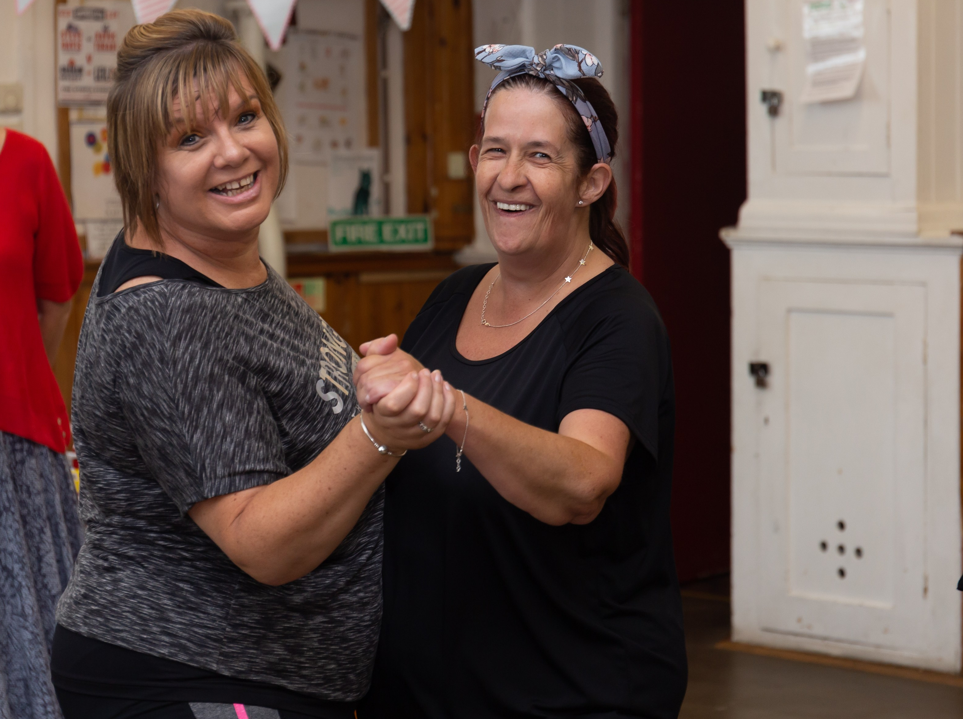 Dance away! Charity dancethon is first for hospice