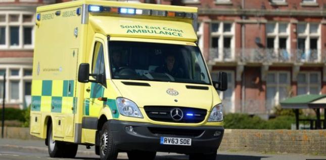 Ambulance service provides 'oustanding' emergency care