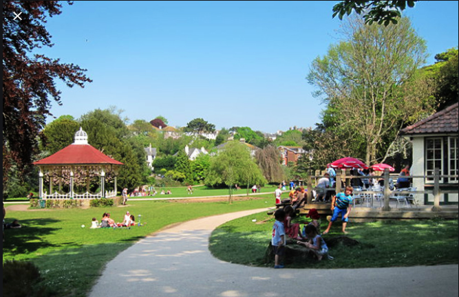 It's your votes that won it – Alexandra Park is BEST in the south east