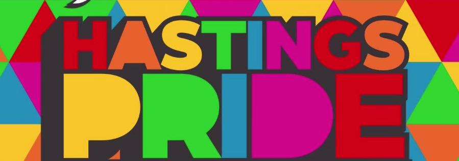 PRIDE…now part of Hastings' 'cultural landscape'