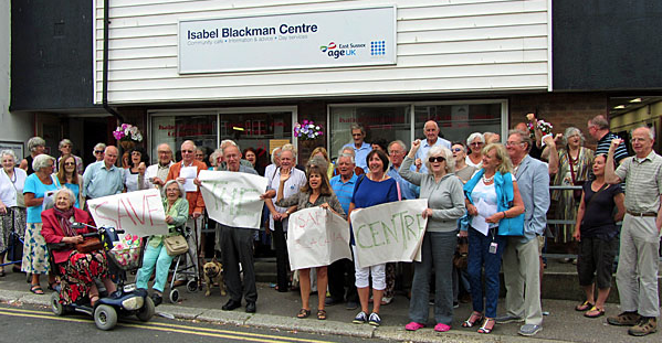 The future of the Isabel Blackman Centre – a 'vital community asset'