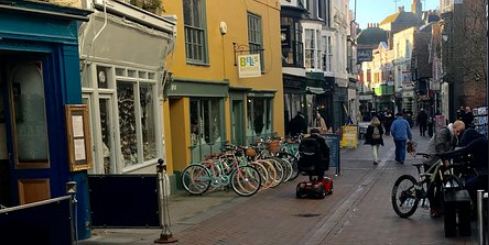 More cash coming Hastings' way as Historic England says we're a 'high street heritage zone'