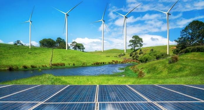 County council pledges 100 per cent renewable energy