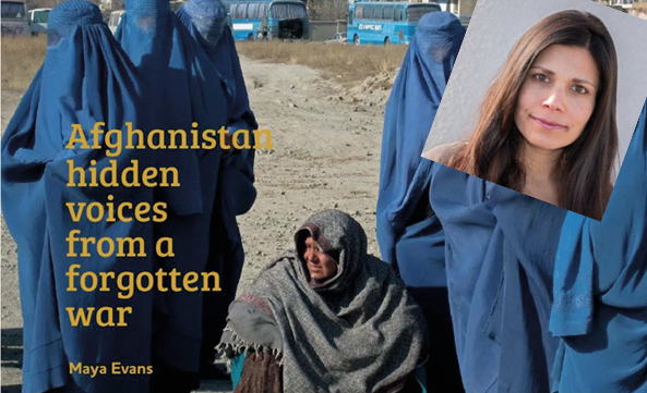 Maya Evans in conversation about Afghanistan